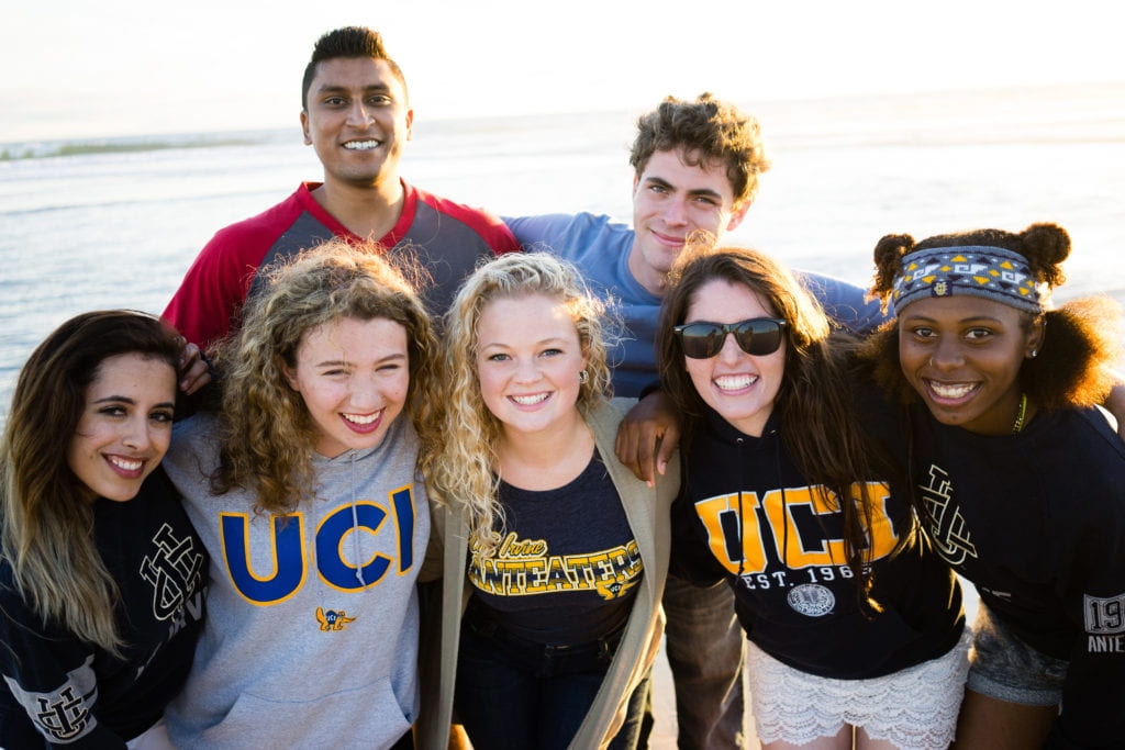 UCI again named best college for beach lovers