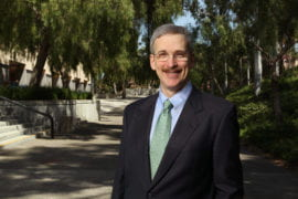 UCI professor of finance receives multiple accolades for his research