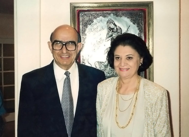 Family's collection of nearly 600 books is donated to UCI's Armenian Studies Program