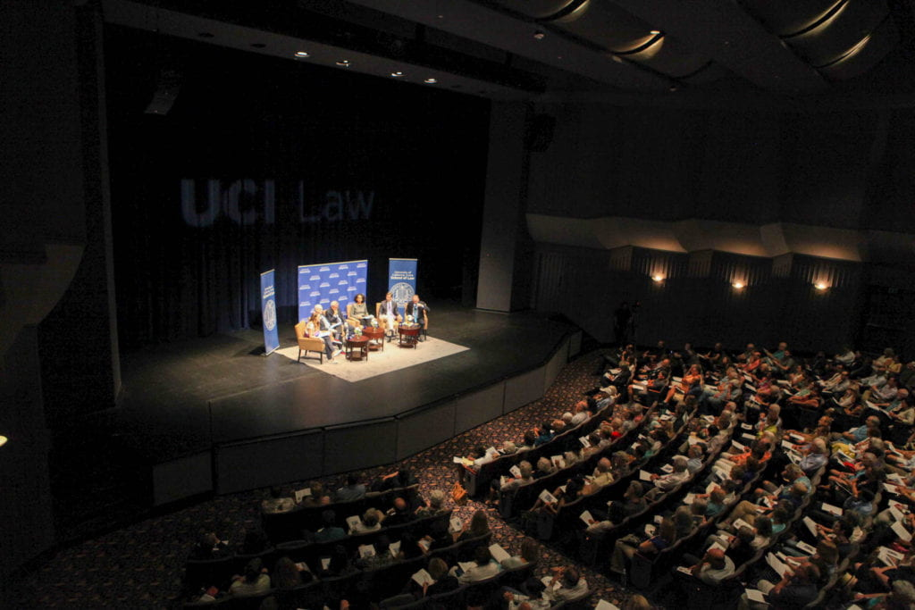 UCI School of Law's seventh annual review of Supreme Court term garners national attention