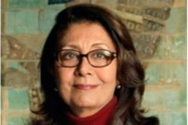 UCI receives endowment for Elahé Omidyar Mir-Djalali presidential chair in art history and archaeology of ancient Iran