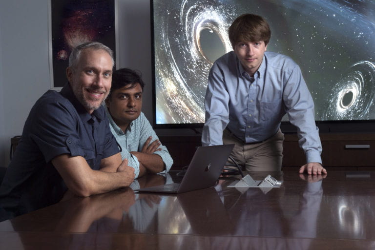 UCI celestial census indicates that black holes pervade the universe