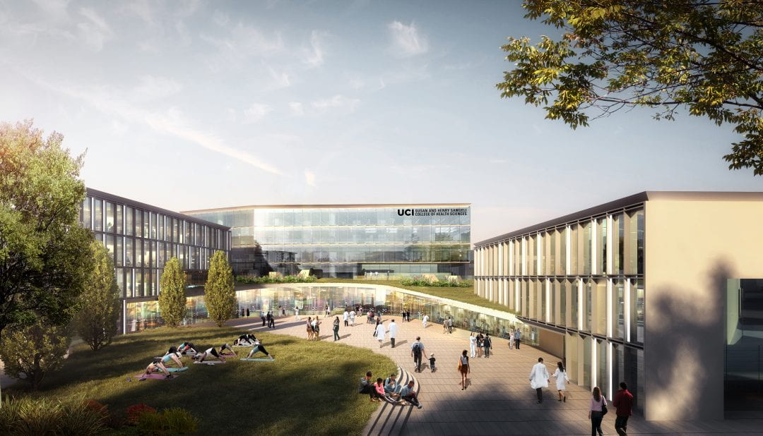 UCI receives $200 million gift to name College of Health ... Uc Irvine Campus Life