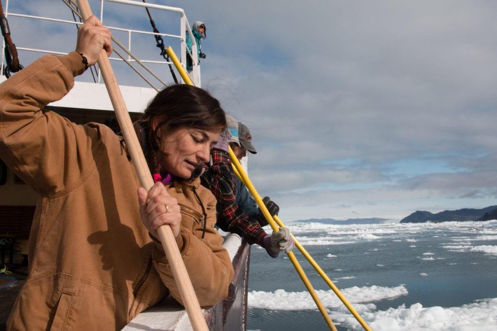 NASA selects UCI's Isabella Velicogna for interdisciplinary Sea Level Change Team