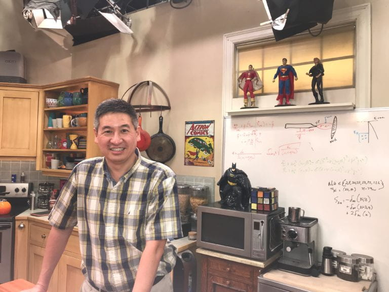 UCI physics debuts in prime time