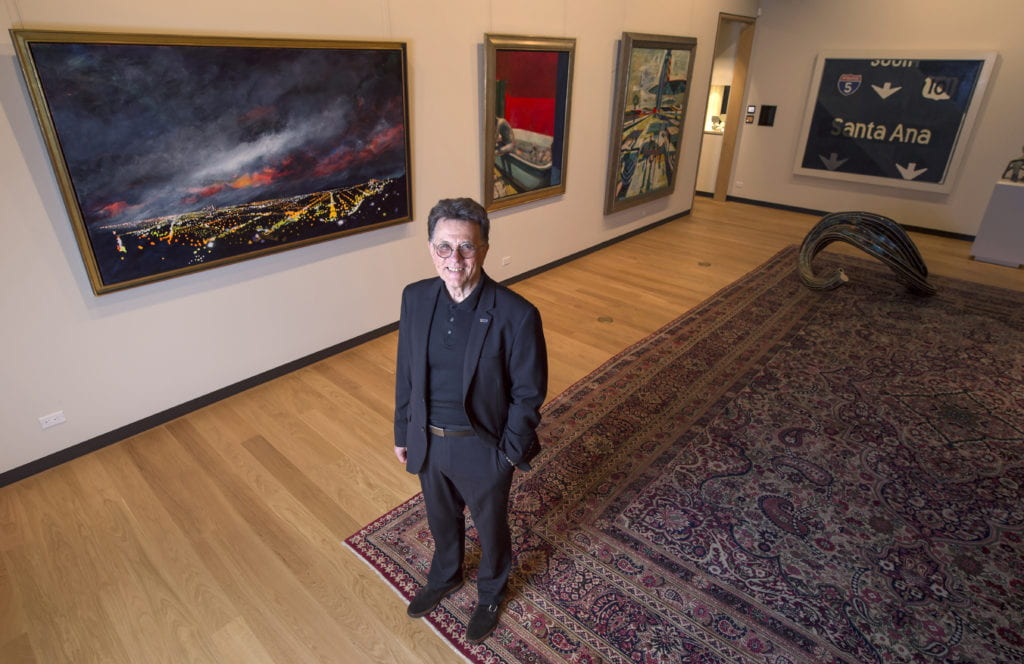 UCI receives unparalleled California modern art trove