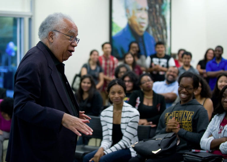 Honoring the 'godfather of black psychology'