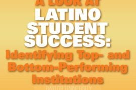 UCI named among top 10 universities improving Latino student outcomes