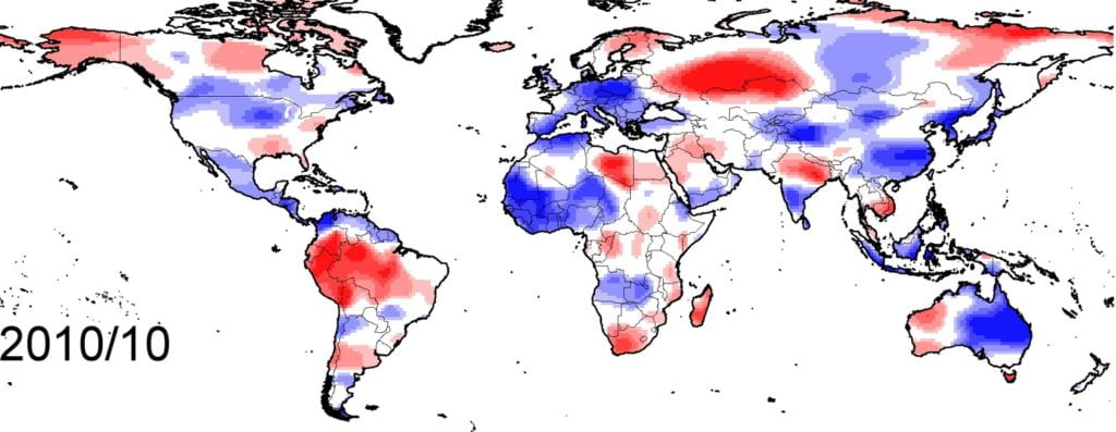 UCI scientists unveil new satellite-based global drought severity index