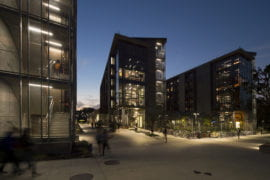 Mesa Court Towers named design-build project of the year
