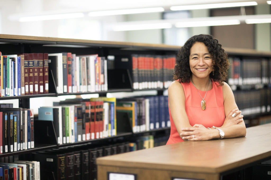 L. Song Richardson named dean of UCI School of Law