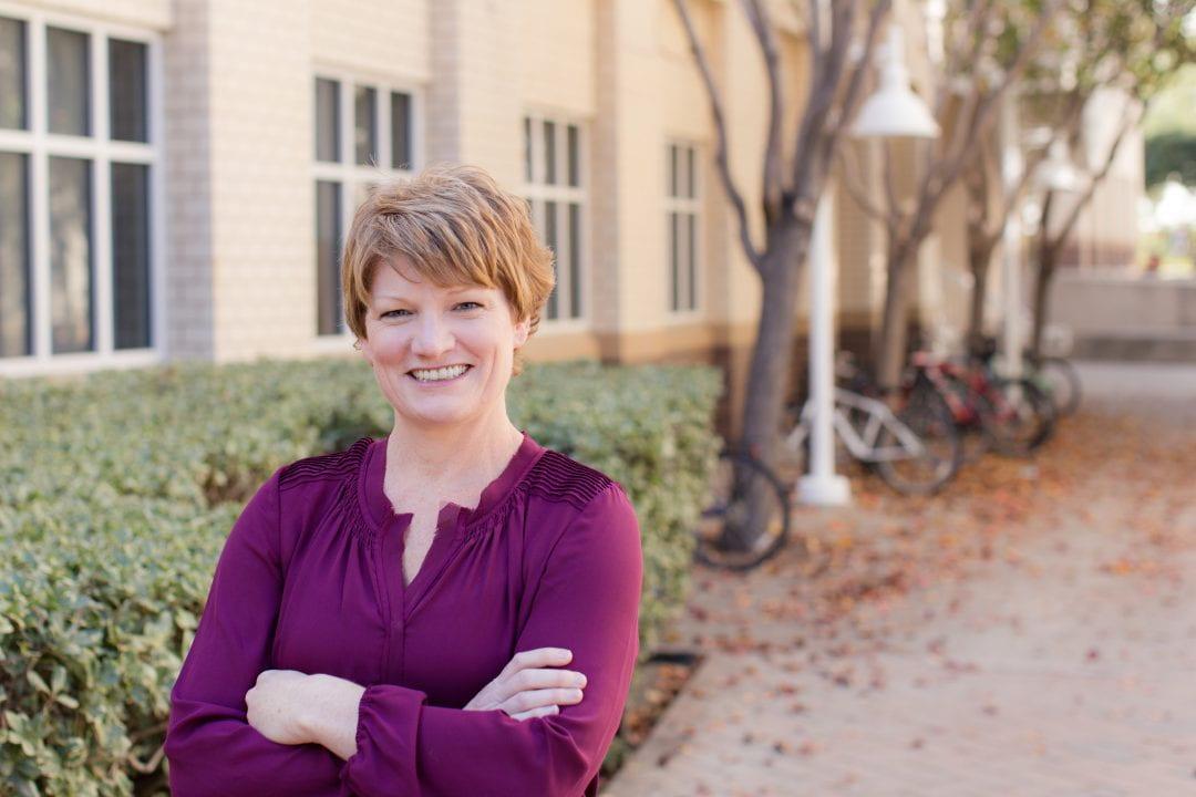 Candice Odgers, UCI professor of psychology & social behavior