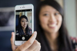 Teens post online content to appear interesting, popular and attractive, UCI study finds