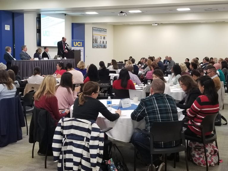 Solutions and best practices for student social mobility discussed at UCI conference