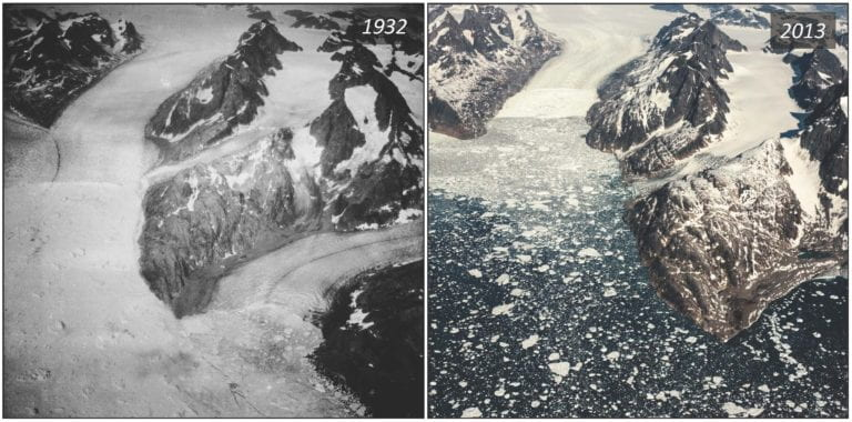 UCI-led study helps explain Greenland glaciers' varied vulnerability to melting