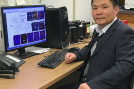 Professor gets prestigious BRAIN Initiative grant