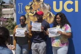 Second annual UCI Giving Day more than doubles last year's total