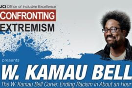Comedian and TV show host W. Kamau Bell to speak at UCI on racism