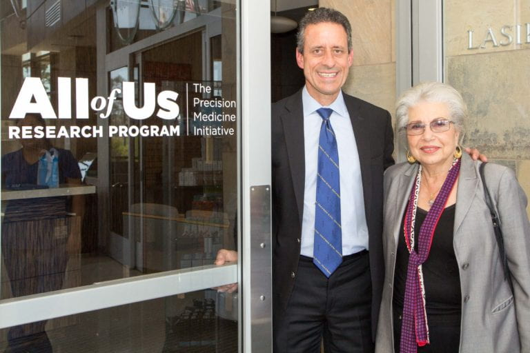 UCI calls for volunteers as NIH's landmark $1.5 billion precision medicine research effort launches nationwide