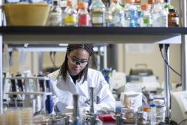 Recognizing undergrad research