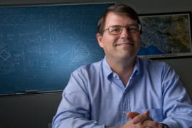 UCI's Eric Rignot and Steven White elected to National Academy of Sciences