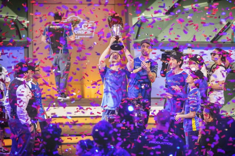 UCI Esports to star in ESPN2 series in run-up to League of Legends College Championship