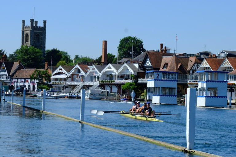 Crew team to race in Henley Royal Regatta
