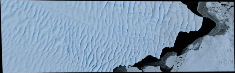Glaciers in East Antarctica also 'imperiled' by climate change, UCI researchers find