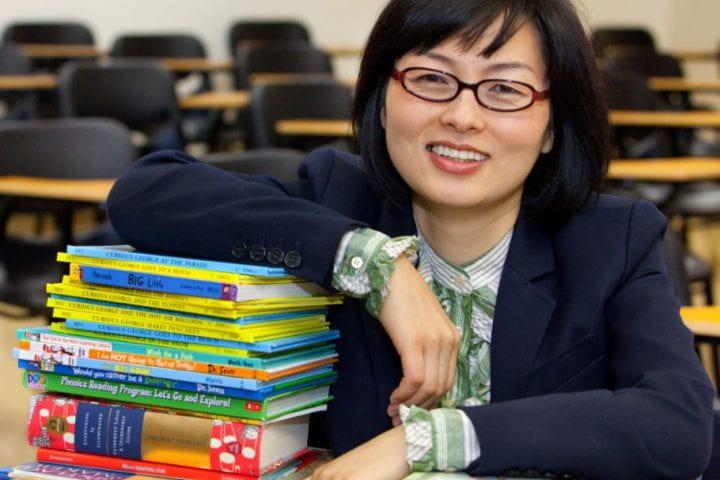 Education professor gets $1.4 million to study kids' Spanish-English language transfer skills