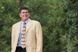 UCI Provost Enrique Lavernia is chosen to receive prestigious materials science medal