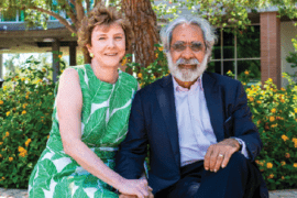UCI chemistry professor, wife fund $100,000 endowment for Armenian studies research