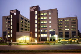 University Hospital opens new era in healthcare