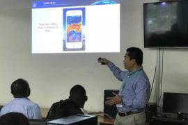 UCI engineers host workshops in East Africa on UCI-developed precipitation technology