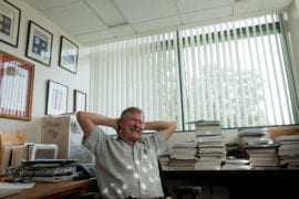 UCI botanist is America's scientist abroad