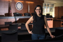 Her Dream? To Call the U.S. Home