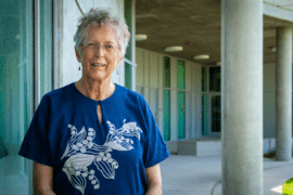 Professor emerita of history makes legacy gift to fund chair in pre-modern Japanese studies