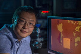 UCI physicist Jing Xia wins Macronix Prize