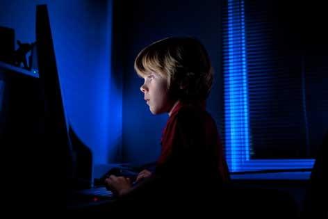 Growing up, 'geeking out'