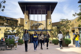 UCI ranked highest-ever 7th among public universities by U.S. News & World Report