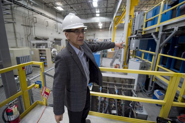 Toshiki Tajima wins prestigious physics prize
