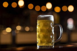 Global warming will have us crying in what's left of our beer