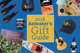 Holiday gifts, Anteater-style