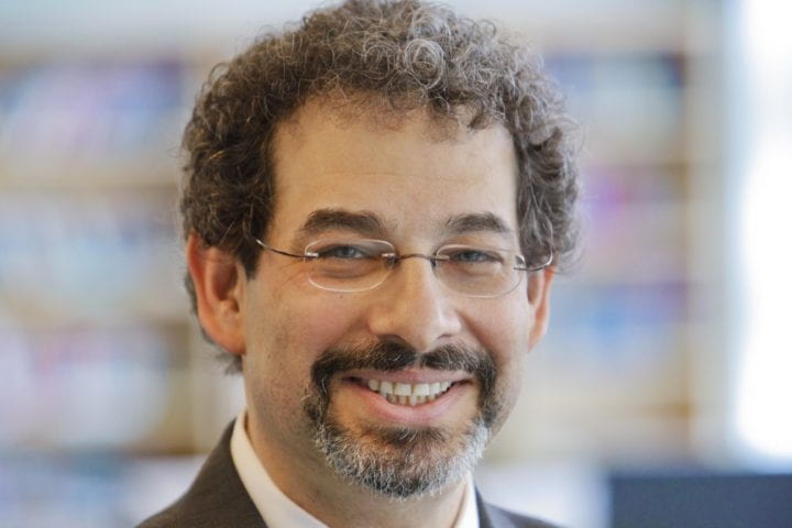 Dr. Steve Goldstein named UCI vice chancellor for health affairs