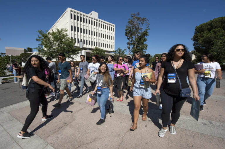 UCI cited as leader in using community college pipelines to increase student socioeconomic diversity