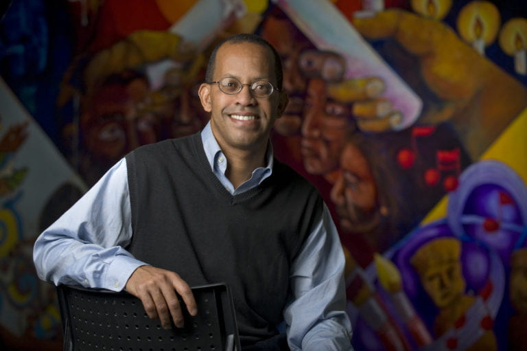UCI Podcast: Douglas Haynes urges inclusivity during coronavirus scare