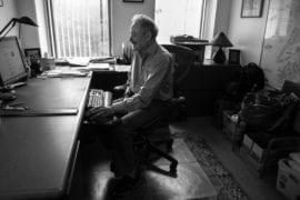 Literary journalism at UCI: The backstory