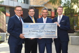 $2 million from Pacific Life will support UCI's LIFEvest financial literacy program for teens