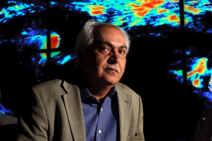 Soroosh Sorooshian is elected a fellow of the International Union of Geodesy & Geophysics