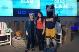 Grad student working on 'superbug kryptonite' wins UCI Grad Slam, will compete systemwide