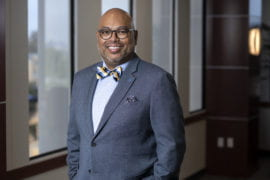 Willie L. Banks Jr. is named UCI vice chancellor for student affairs